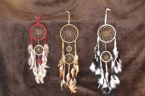 Large Dreamcatcher Tan