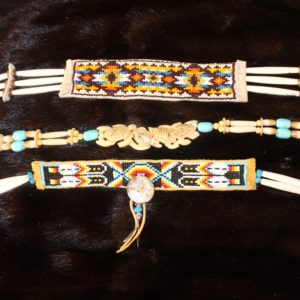 Loom Beaded Chokers