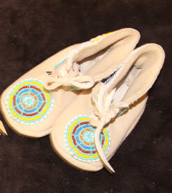 Beaded Baby Moccs